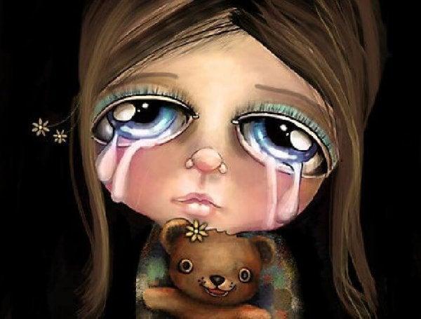 泣いている子どもに「泣くな」は禁物