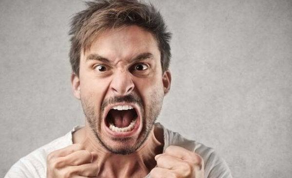 怒りは自分をコントロール出来ない時に現れる
