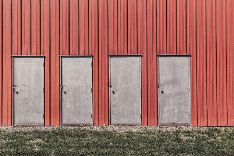 4つのドア
