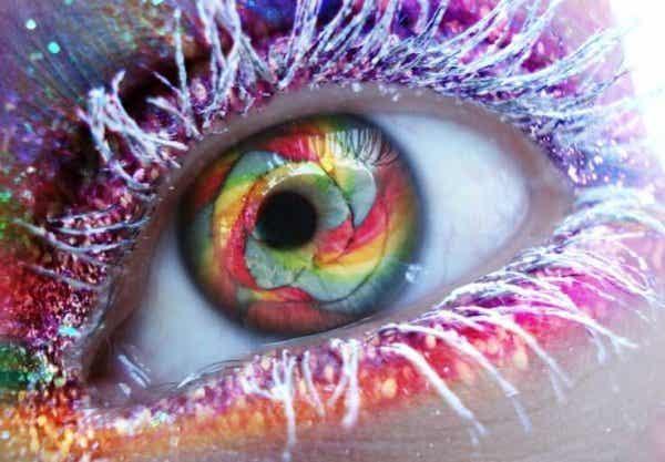 見つめることで意識が変えられる?