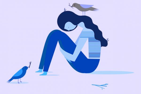 鬱と戦う5つの自然な方法