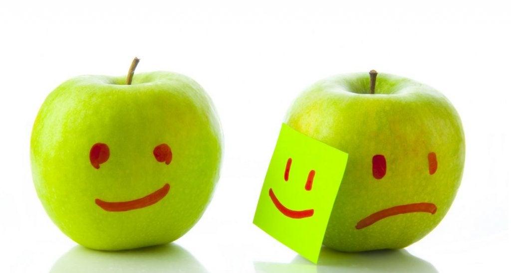 本手と建前。リンゴの気持ち