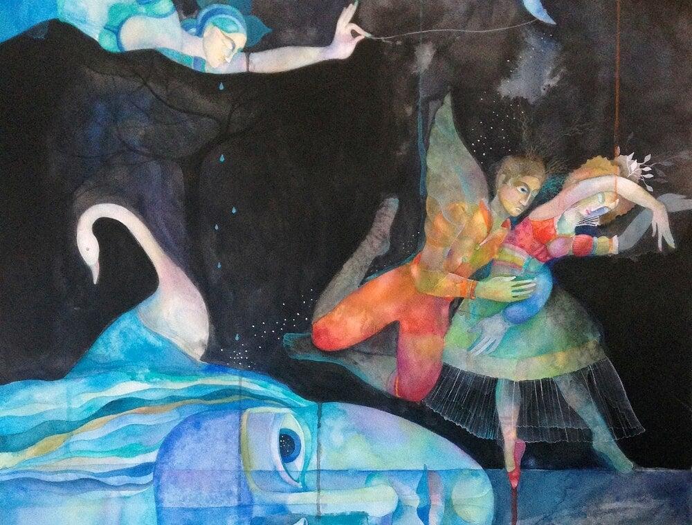 妖精の踊り