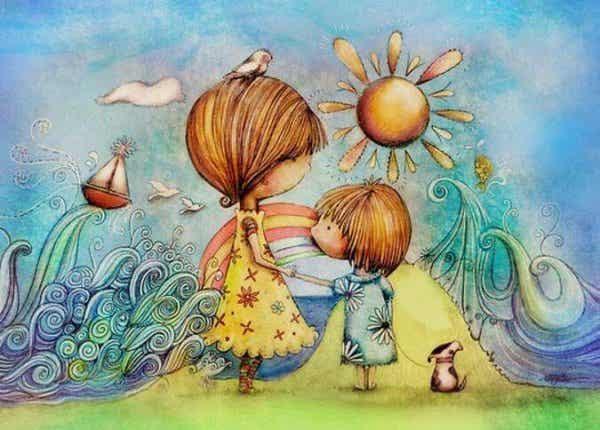 子供の感情を大切にする6つの方法