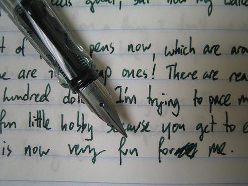 筆跡学~あなたが書く文字から分かること~