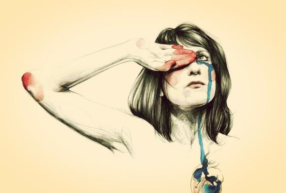 ブロークン・ハート・シンドローム:女性のたこつぼ心筋症