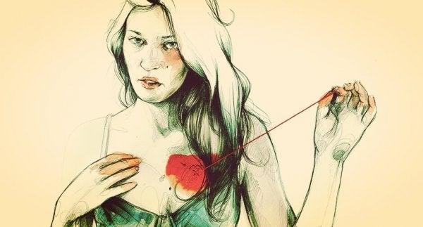 心の糸を解く