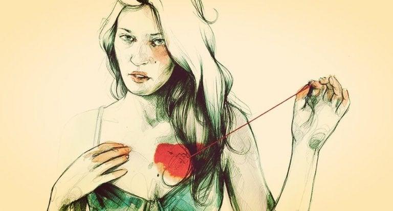 心臓の糸をつむぐ