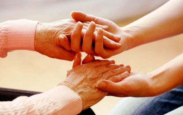 自分を大切にして他人の世話をする
