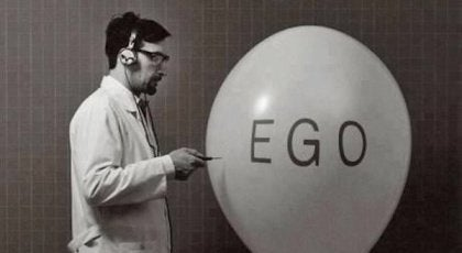 周りを見渡して:エゴイストに対処する