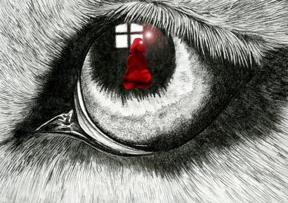 目の中に映る記憶