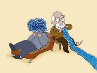 心理士にかかるからといって、頭がおかしいわけじゃない