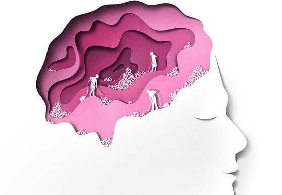 心配する脳