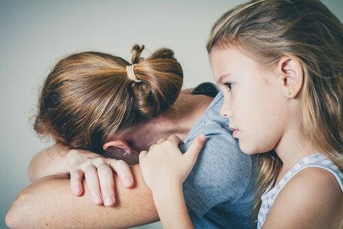 母子関係に影響する鬱