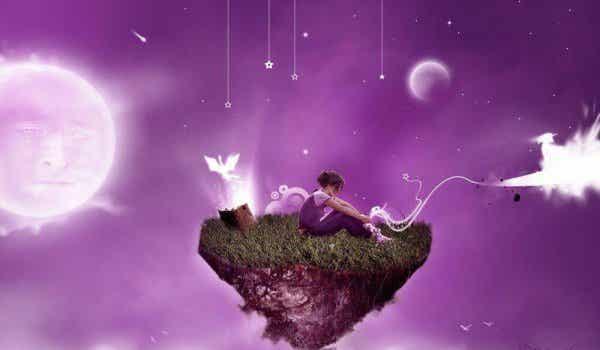 世界中のすべて夢は自分の手の中にある