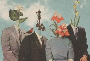 頭が花の人々