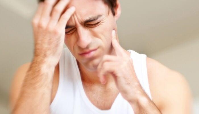 歯ぎしりの痛み