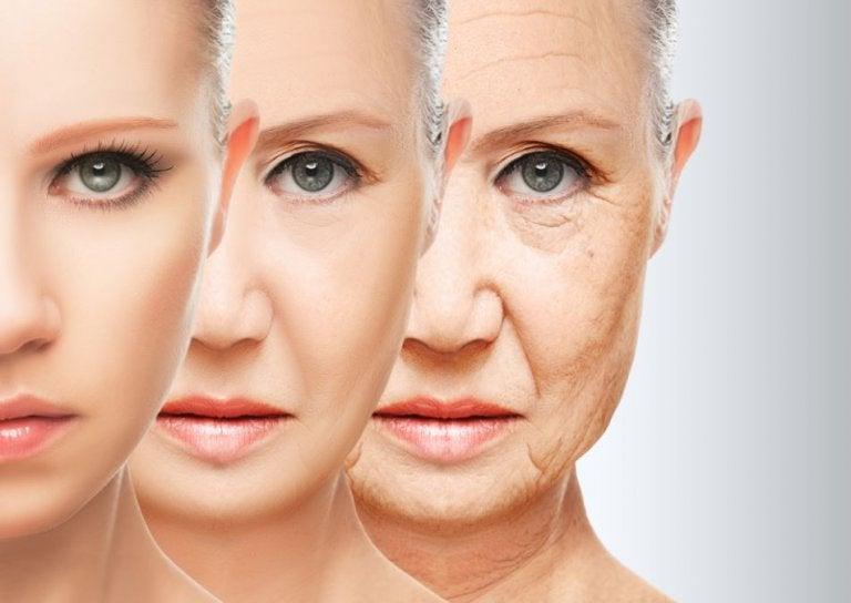 女性の加齢