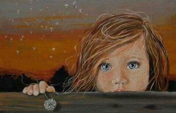 小児期のうつ病:子供の涙は真っ直ぐな弾丸