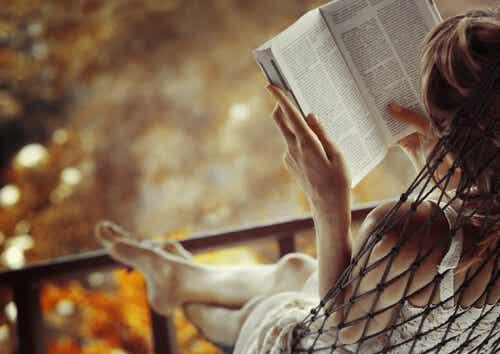 読書は心を豊かにしてくれる