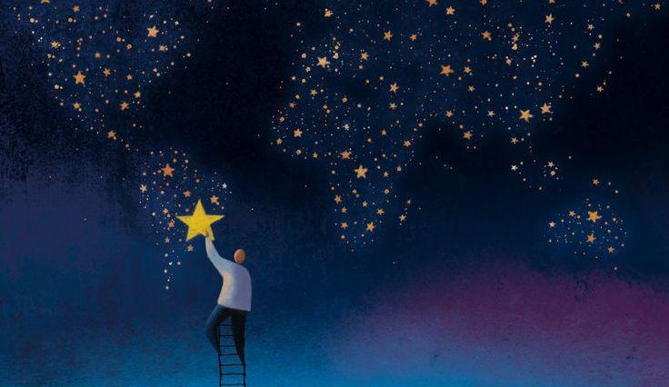 夜空に映る世界をかたどる星