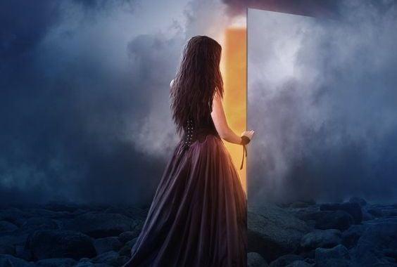 一つの扉が閉まると、全宇宙が広がる