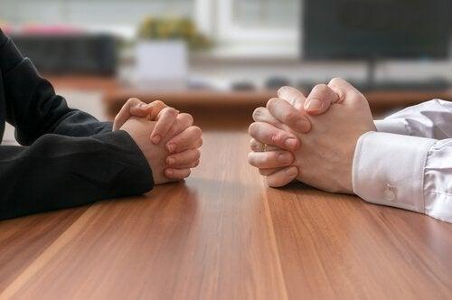 リミットを設定する:アサーティブネスの技術