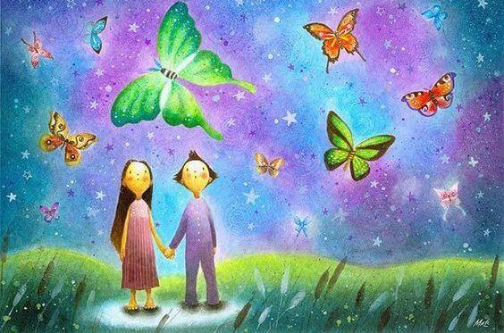 愛、希望、恐怖にしがみつかない