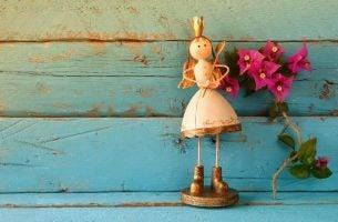 王女の人形