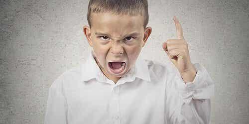 リトルエンペラー症候群:子供の暴動