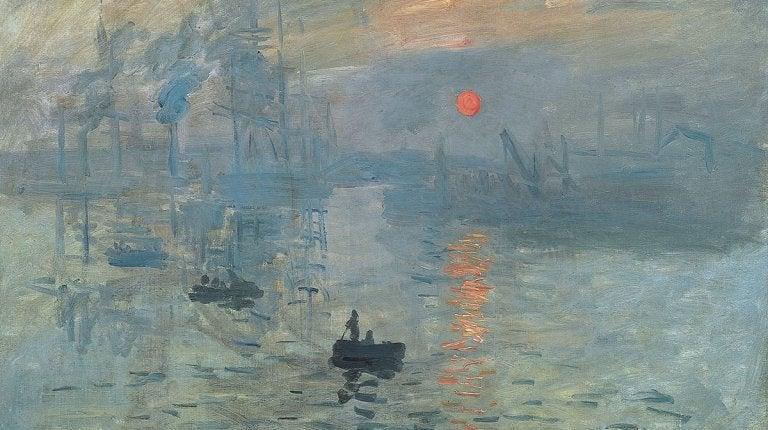 印象、日の出