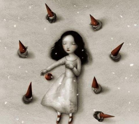 白雪姫と小人
