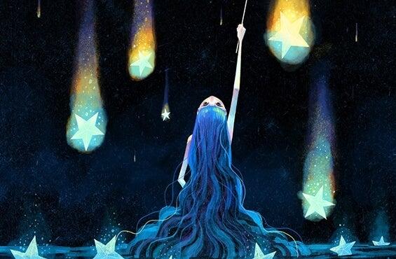わたしたちは星屑:輝くために生まれてきた