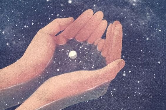 手のひらの中の宇宙