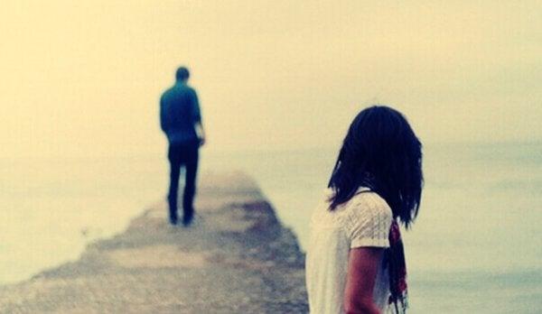 二人の距離