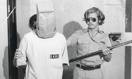 スタンフォード実験の囚人