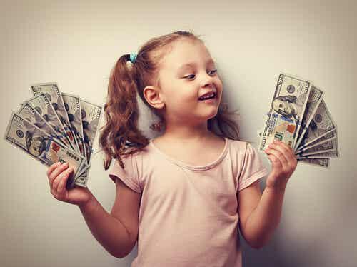 裕福な子ども症候群:あなたのお子さんはどうですか?