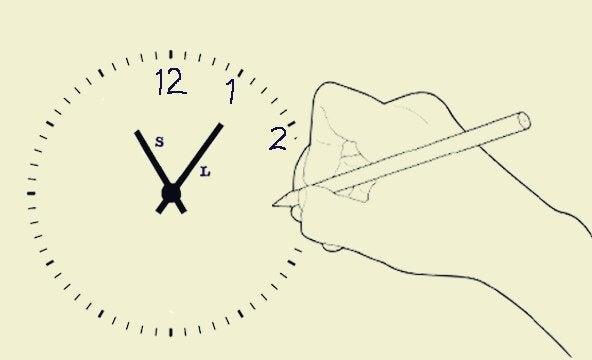 時計描画テストとアルツハイマーをいち早く見つける方法