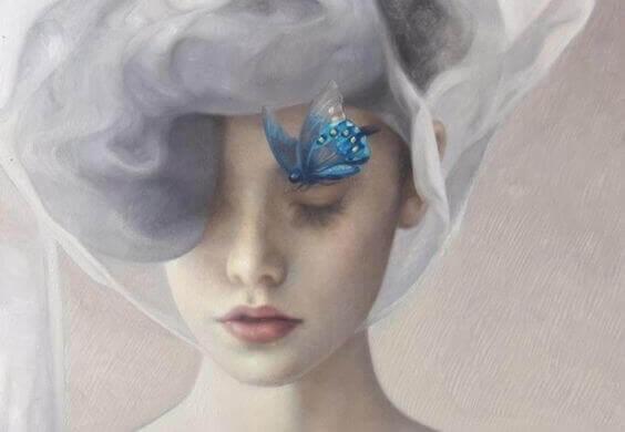 自分の事を青虫だと思い込んだ蝶:変化の物語