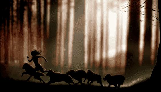「狼と駈ける女たち」からの7つの引用