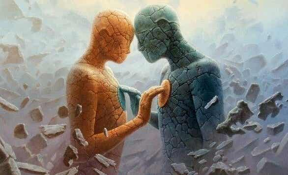 繋がりの心理学:心で繋がるアート