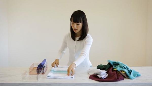 人生を整理する近藤麻理恵メソッド:家の整頓