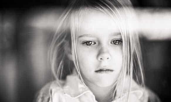 愛されない子供の心に残る影響