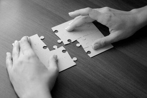 パズルのピースが足りない