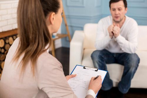 患者と臨床心理士