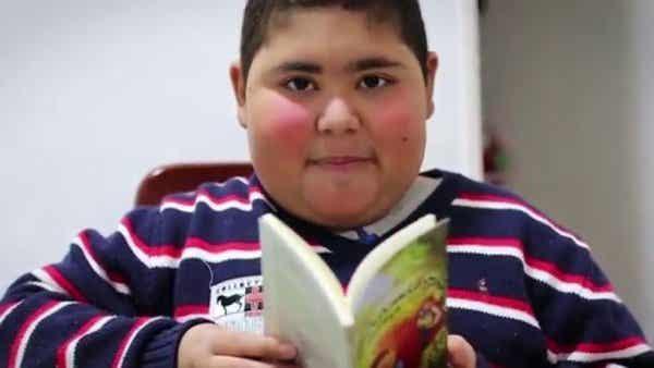 本は薬だと教えてくれた少年
