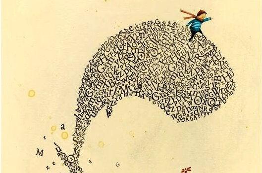 夢のクジラと少年