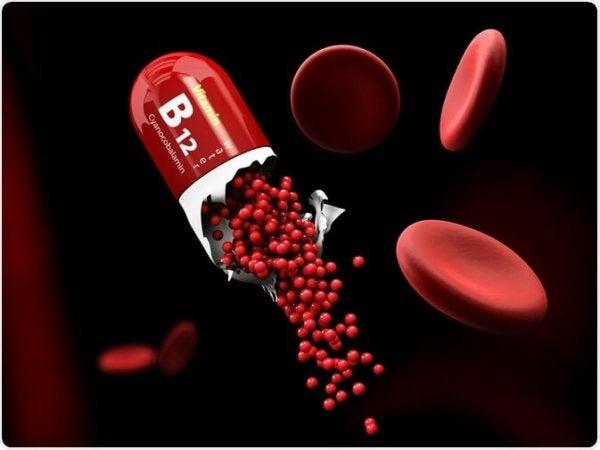 ビタミンB12欠乏症と脳への影響