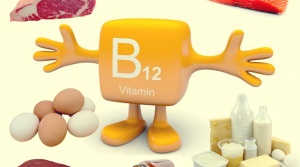 ビタミンB12食物