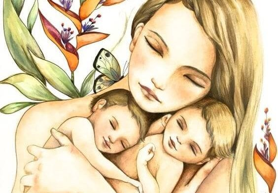 母性:魂の地震
